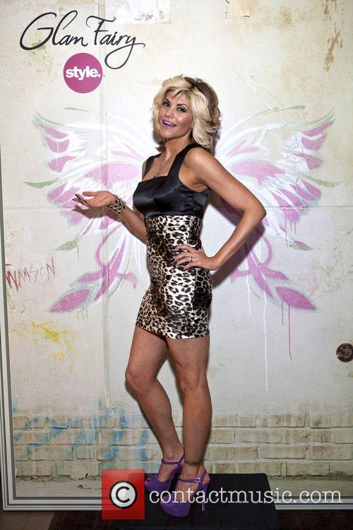 Sharie Manon at a party to celebrate the...