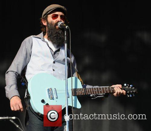 The 2011 Glastonbury Music Festival held at Worthy...