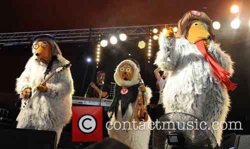 The Wombles Glastonbury