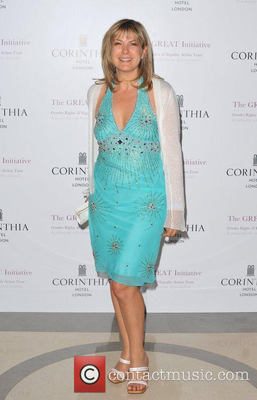 Penny Smith G.R.E.A.T. - launch event held at...
