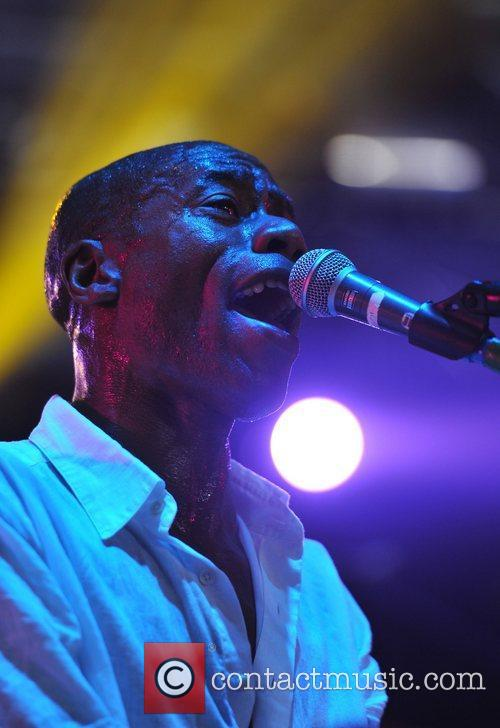 Andrew Roachford of Mike and The Mechanics at...