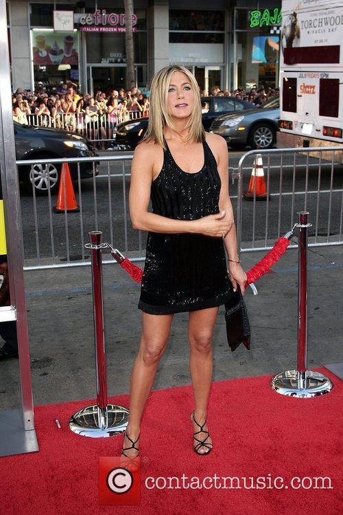 Jennifer Aniston Los Angeles Premiere of Warner Bros....