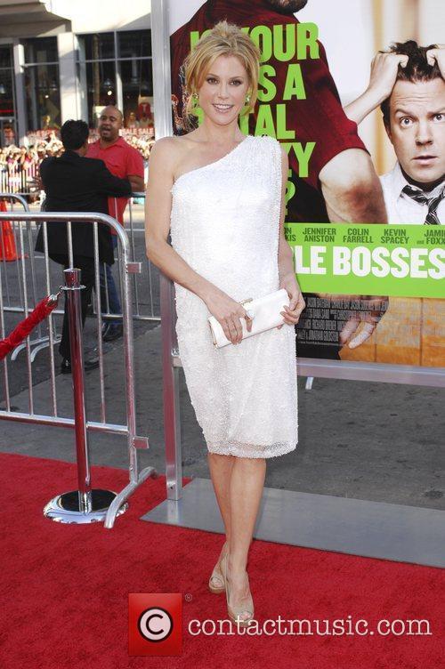 Julie Bowen  Los Angeles Premiere of Warner...