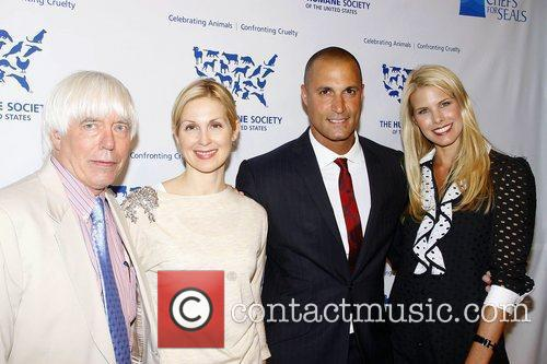 Dr John, Beth Ostrosky, Kelly Rutherford and Nigel Barker 1