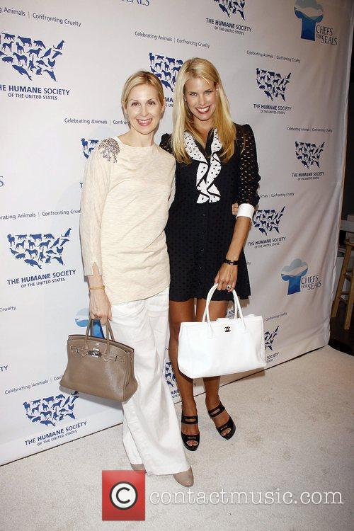 Kelly Rutherford and Beth Ostrosky 5