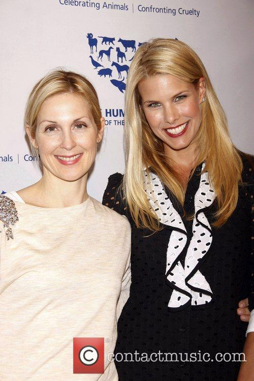 Kelly Rutherford and Beth Ostrosky 6