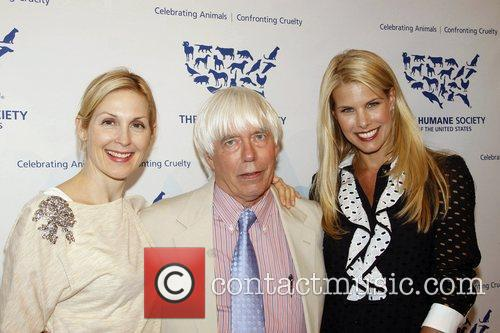 Kelly Rutherford, Beth Ostrosky and Dr John 7