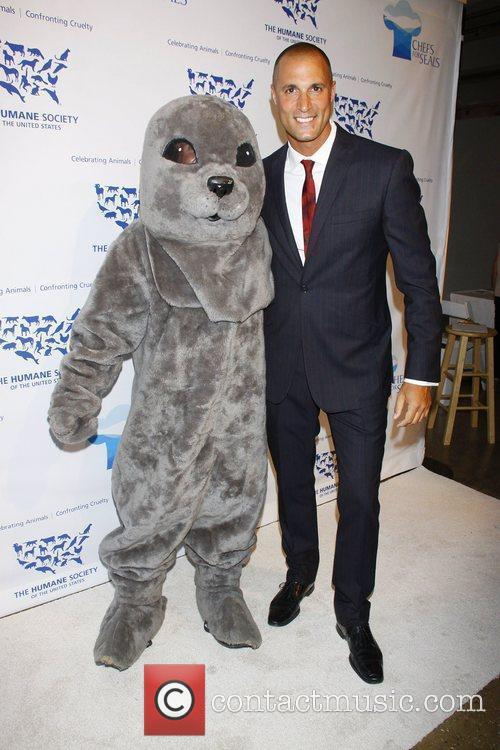 Seal and Nigel Barker The Humane Society of...