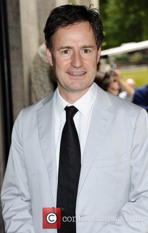 Ian Allison The 2011 Ivor Novello Awards at...
