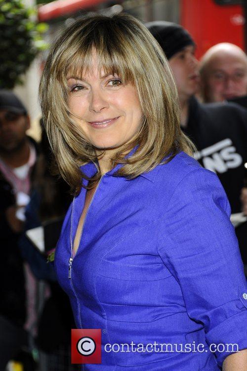 Penny Smith The 2011 Ivor Novello Awards at...