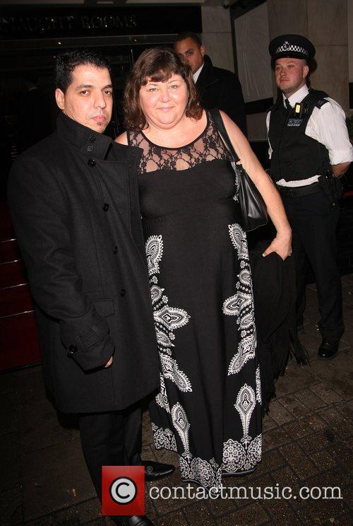 Cheryl Fergison and husband Yassim al-Jemoni  'Michael...