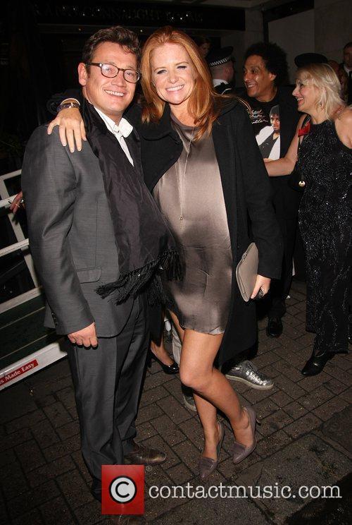 Sid Owen and Patsy Palmer 'Michael Jackson: The...