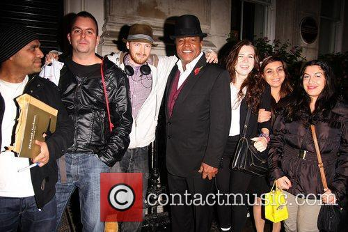 tito jackson with fans michael jackson the 3593196