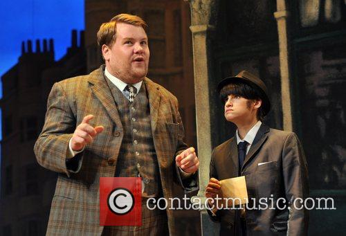 James Corden, Jemima Rooper One Man, Two Guvnors...