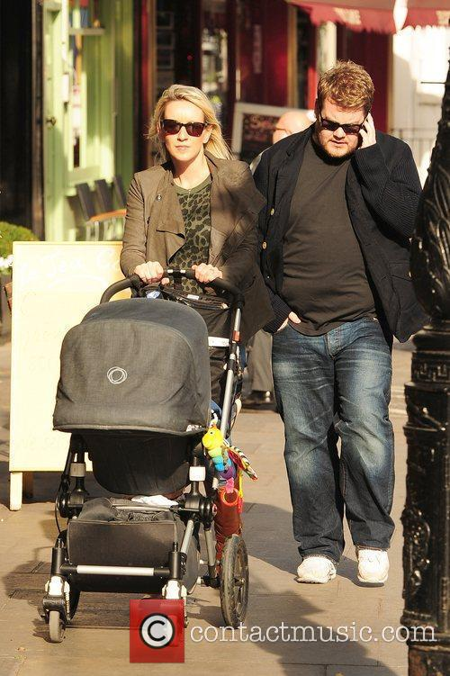 Go for a walk with their son Max...