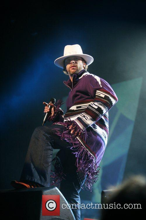 Jay Kay and Jamiroquai 1