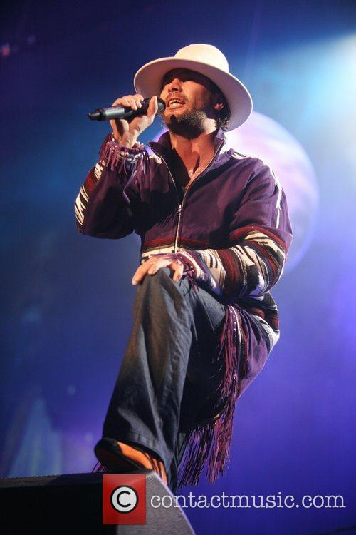 Jay Kay and Jamiroquai 2