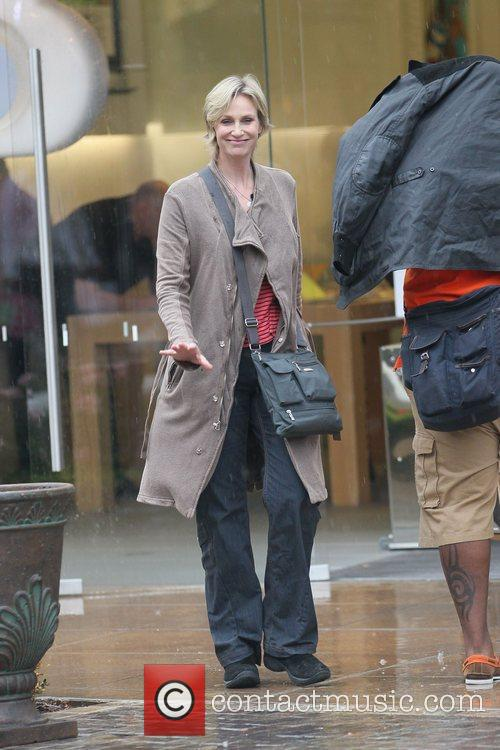 Jane Lynch and Glee 4