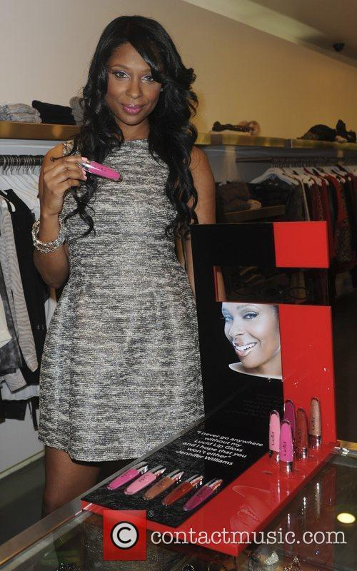 Vh1 Basketball Wives star Jennifer Williams hosts a...