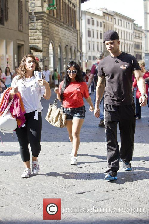 Nicole Polizzi, Jersey Shore and Paul Delvecchio 6