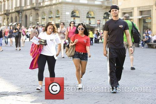 Nicole Polizzi, Jersey Shore and Paul Delvecchio 9