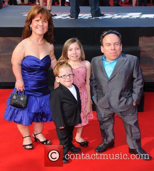 Johnny English Reborn - UK film premiere held...