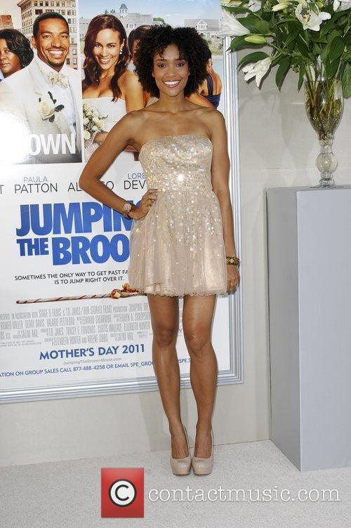 Los Angeles premiere of 'Jumping The Broom' held...