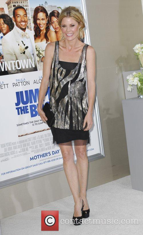 Julie Bowen  Los Angeles premiere of 'Jumping...
