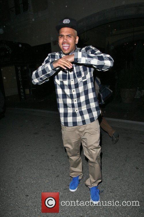 Chris Brown and Justin Bieber 3