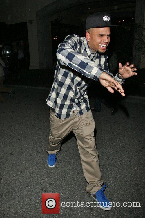Chris Brown and Justin Bieber 7