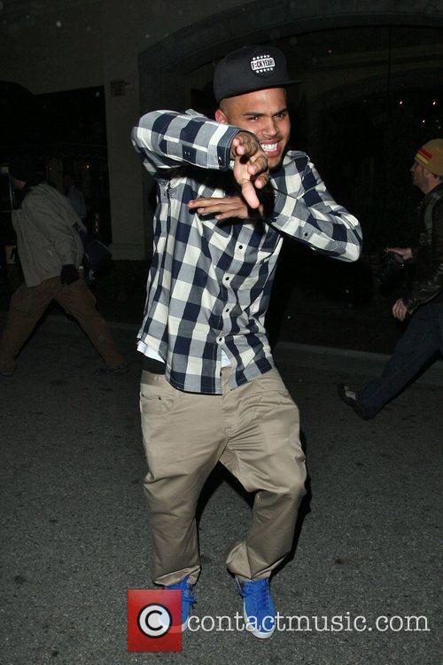 Chris Brown and Justin Bieber 5