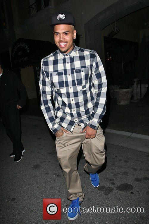 Chris Brown and Justin Bieber 4