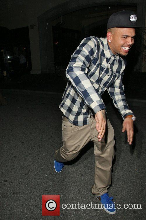 Chris Brown and Justin Bieber 11