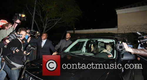 Selena Gomez and Justin Bieber 1