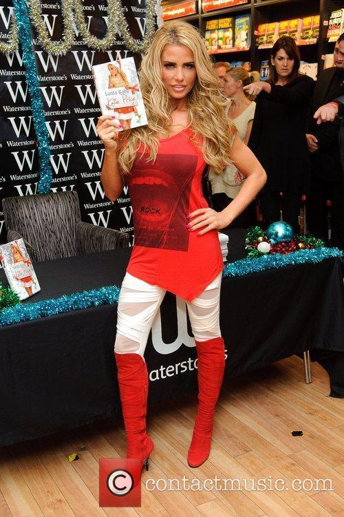 Katie Price and Bluewater 2