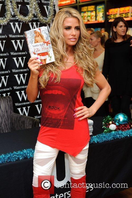 Katie Price and Bluewater 5