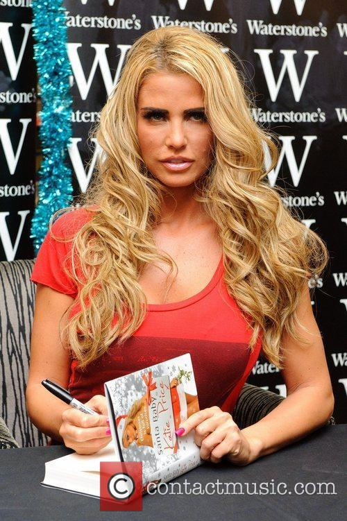 Katie Price and Bluewater 6