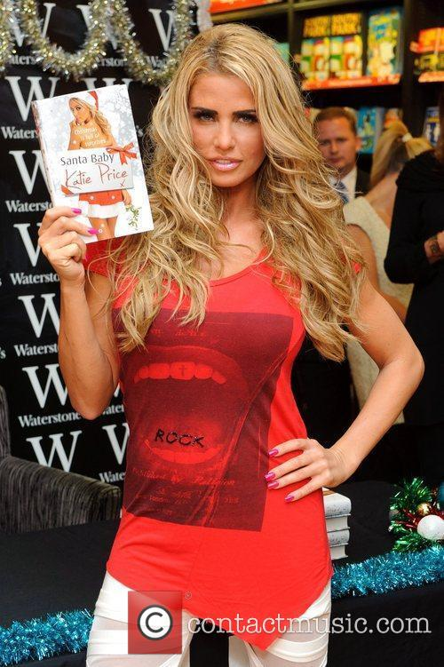 Katie Price and Bluewater 1