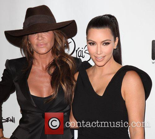Robin Antin and Kim Kardashian 1