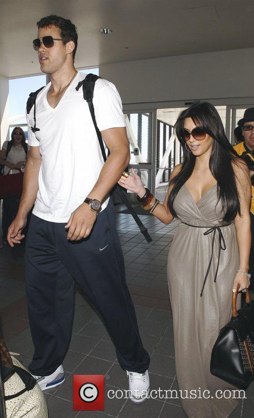 Kim Kardashian, Commitments, Kris Humphries and New Jersey Nets 14
