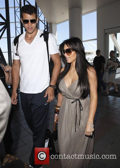 Kim Kardashian, Commitments, Kris Humphries and New Jersey Nets 7