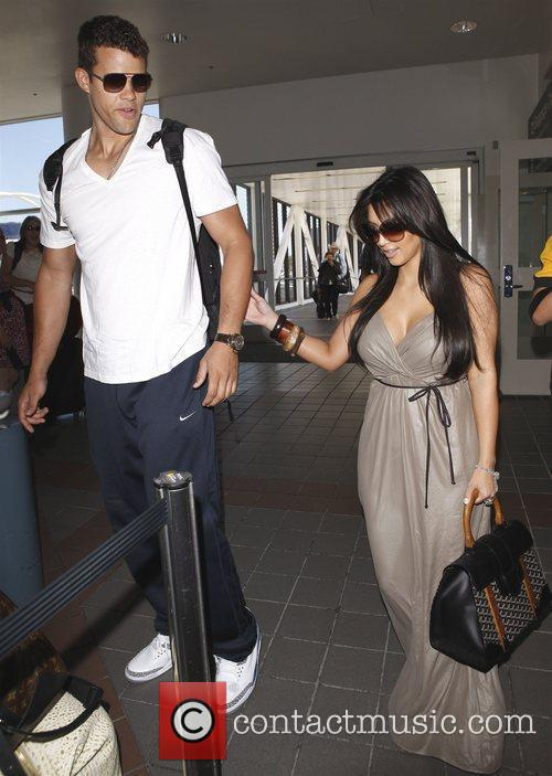Kim Kardashian, Commitments, Kris Humphries and New Jersey Nets 9