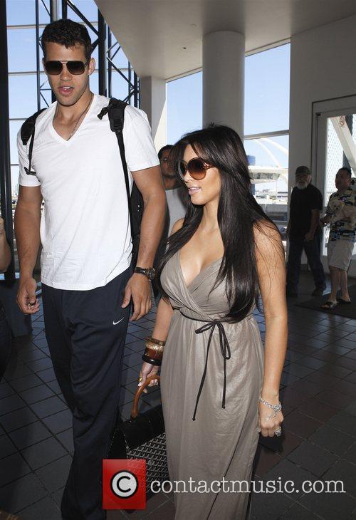 Kim Kardashian, Commitments, Kris Humphries and New Jersey Nets 18