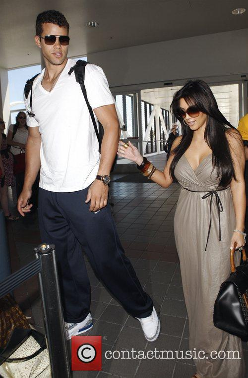 Kim Kardashian, Commitments, Kris Humphries, New Jersey Nets