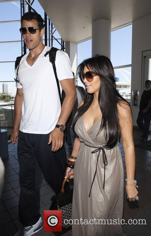 Kim Kardashian, Commitments, Kris Humphries and New Jersey Nets 4