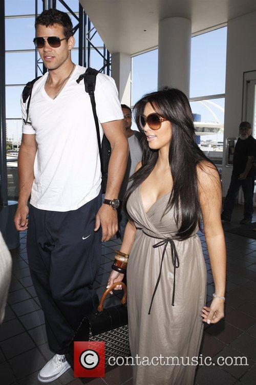Kim Kardashian, Commitments, Kris Humphries and New Jersey Nets 1