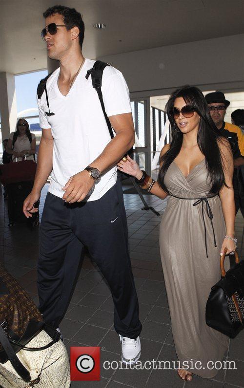 Kim Kardashian, Commitments, Kris Humphries and New Jersey Nets 12
