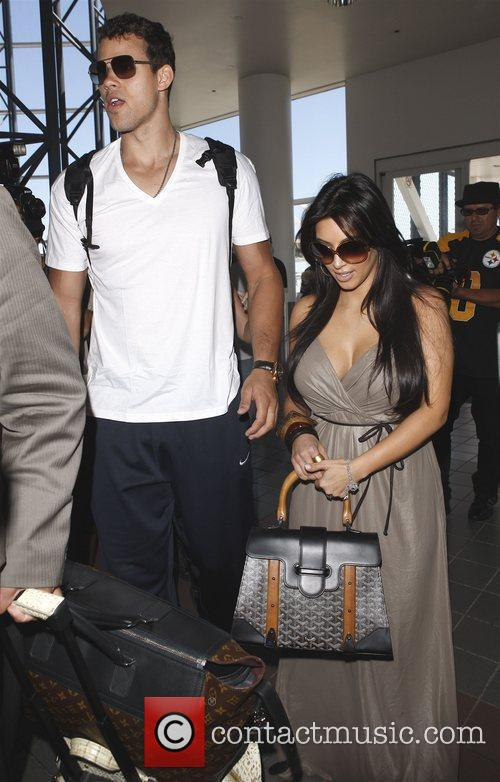 Kim Kardashian, Commitments, Kris Humphries and New Jersey Nets 2