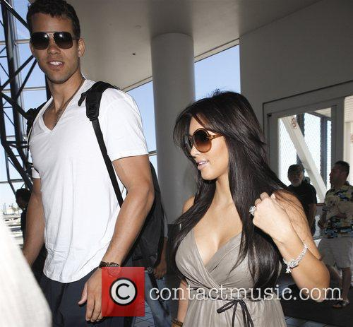 Kim Kardashian, Commitments, Kris Humphries and New Jersey Nets 10