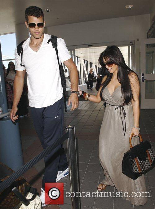 Kim Kardashian, Commitments, Kris Humphries and New Jersey Nets 6